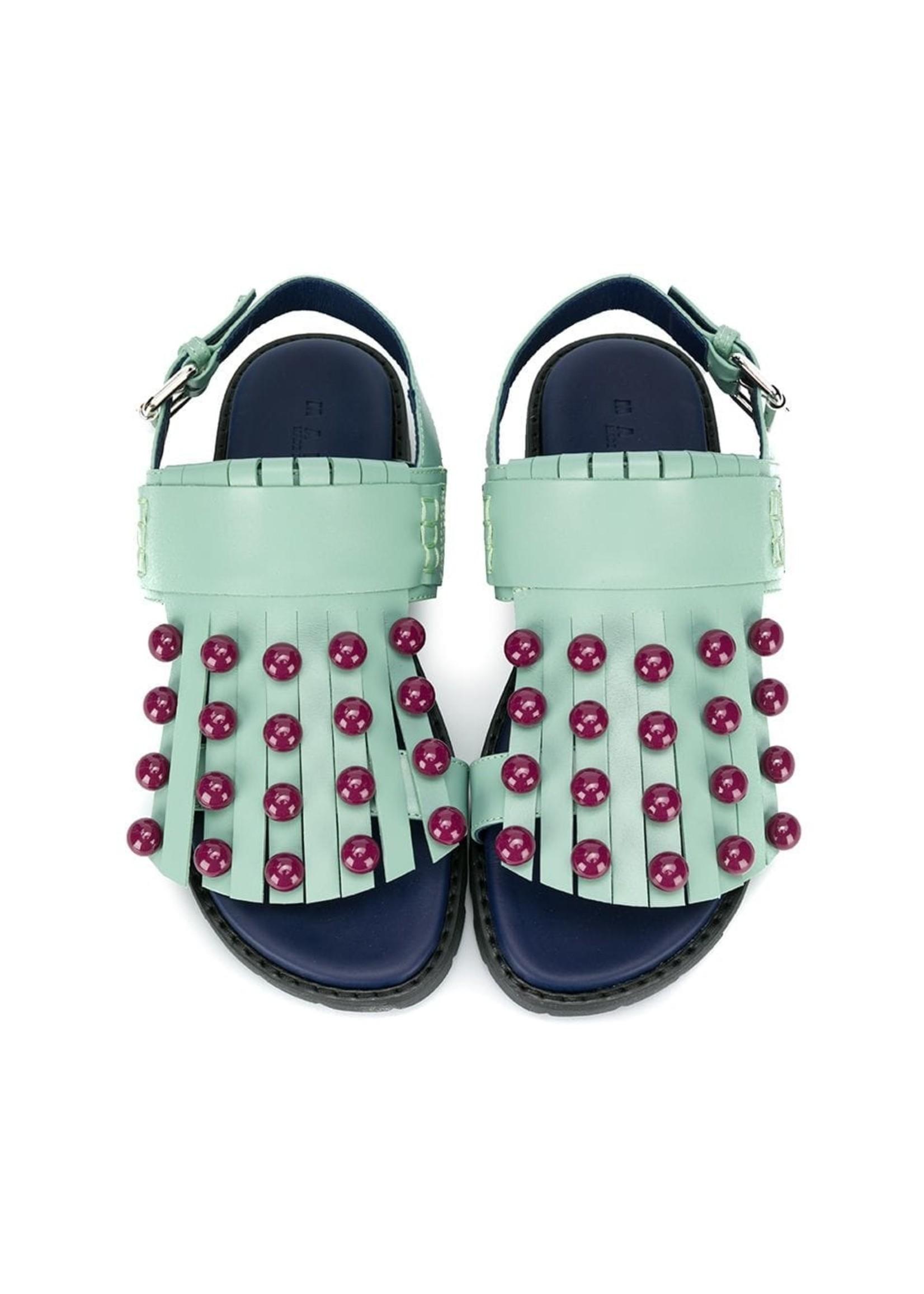 Marni Marni shoes tasseled sandals