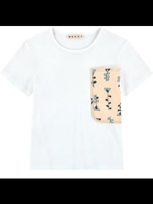 Marni marni pocket T-Shirt