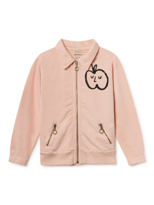 bobochoses bobochoses apple zipped Sweatshirt SS19-119273