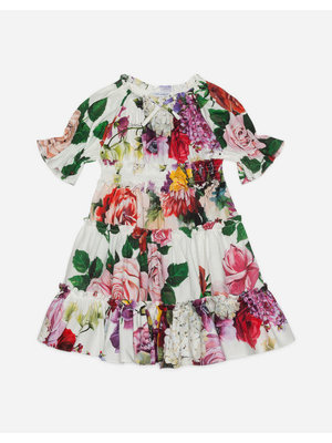 D&G D&G Flowers mix dress
