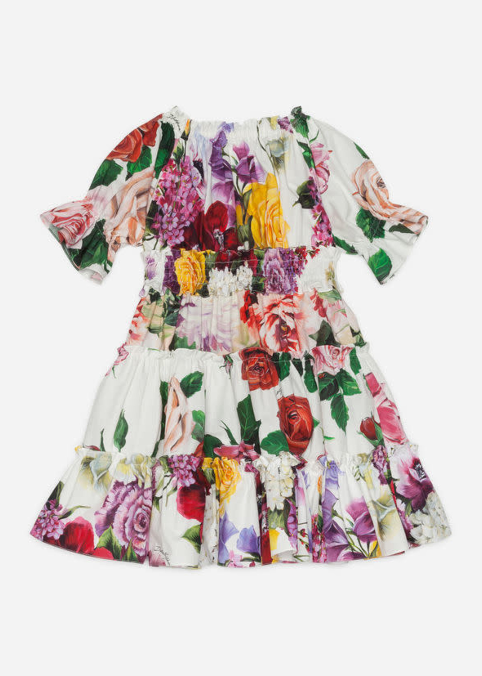 D&G D&G Flowers mix dress