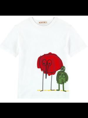 Marni Marni Print T-Shirt