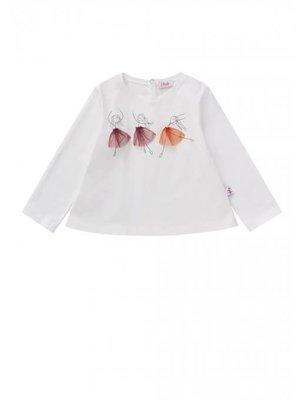 Il Gufo ilGufo Girl Ballerinas T-Shirt