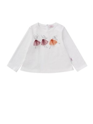 Il Gufo ilGufo Baby Girl Ballerinas T-Shirt