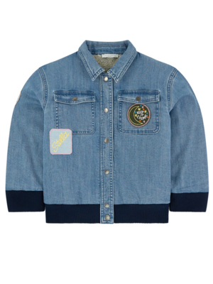 stella Mccartney stella Mccartney Girl Denim Jacket