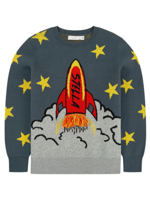 stella Mccartney stella Mccartney Boy Rocket sweater