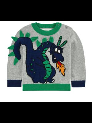 stella Mccartney stella Mccartney Baby boy Dragon sweater
