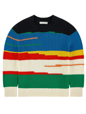 stella Mccartney stella Mccartney  Boy Multicolor Sweater