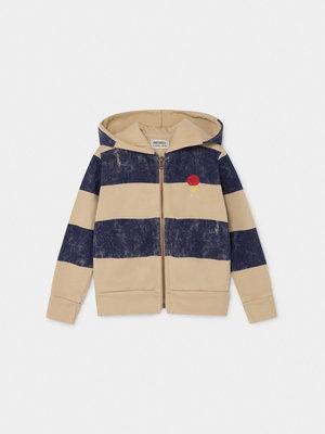 bobochoses bobochoses Striped Mercury hoodie