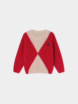 bobochoses bobochoses Geometric Saturn Sweater