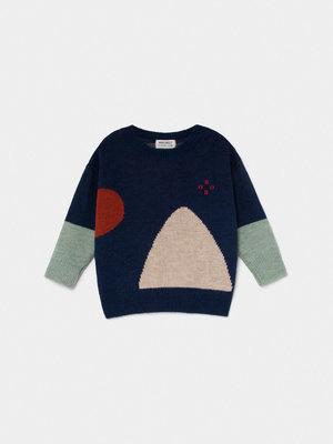 bobochoses bobochoses bobo Jacquard Sweater