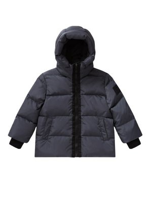 Il Gufo ilgufo boy Short down jacket