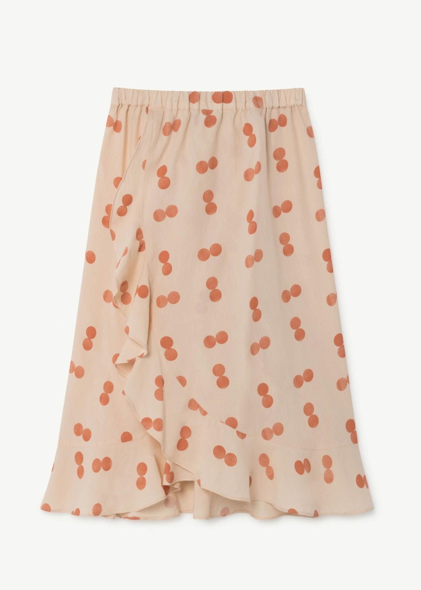 The Animals Observatory TAO Manatee Orange dots Skirt