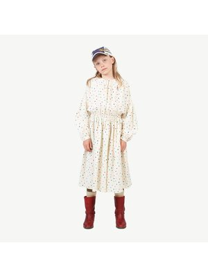 The Animals Observatory TAO Dots Tortoise Dress