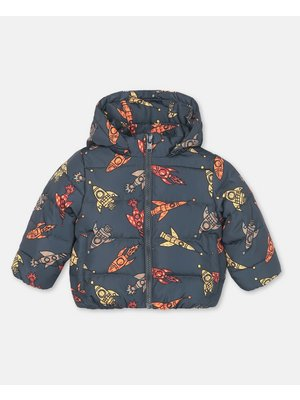 stella Mccartney Stella Mccartney Baby Rocket Puffer