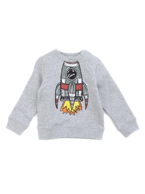 stella Mccartney Stella.M baby Shuttle sweatshirt