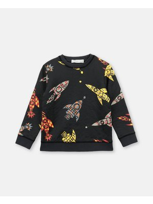 stella Mccartney Stella Mccartney Boy Rocket Sweatshirt