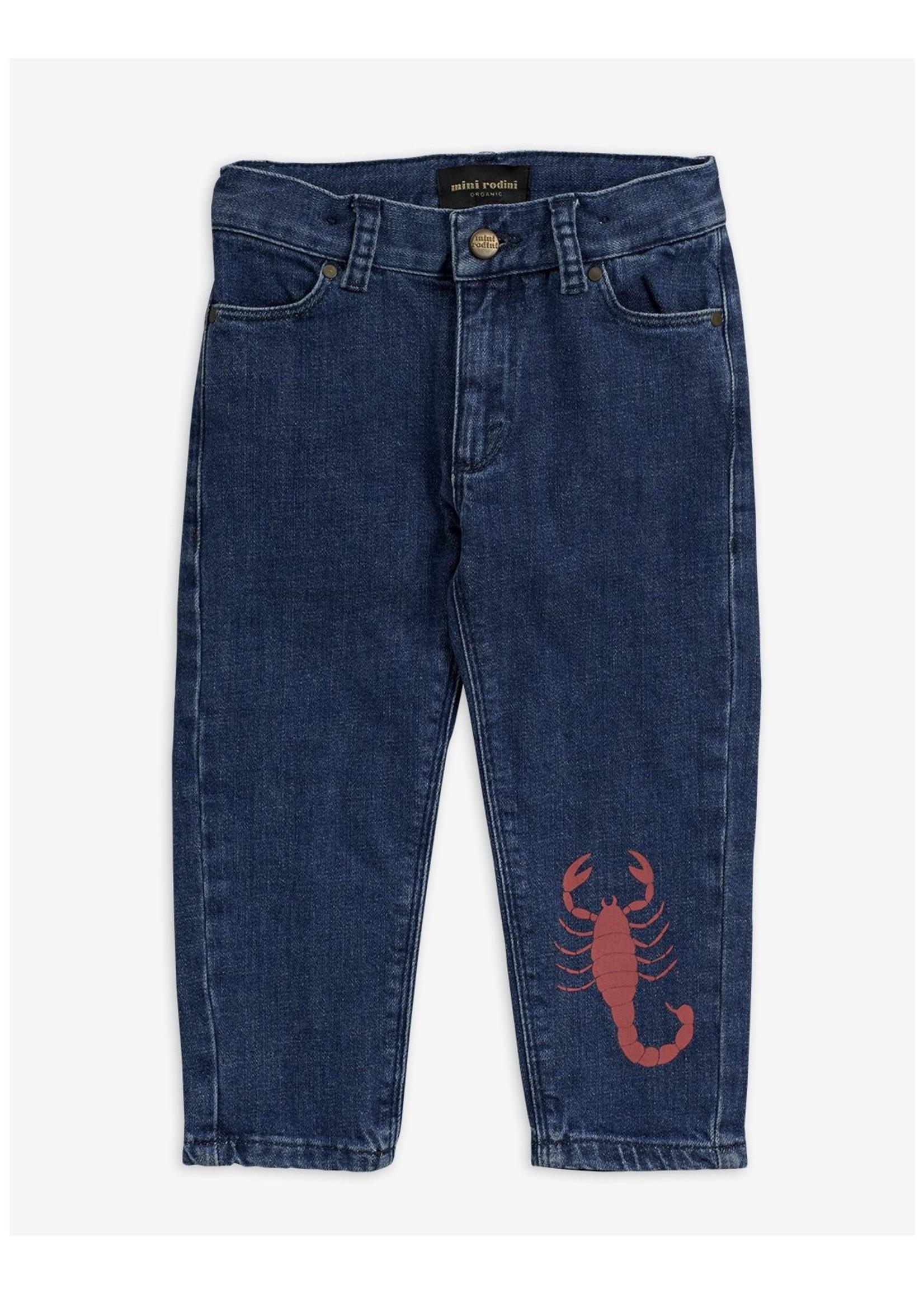 Mini Rodini Mini Rodini Denim Jeans