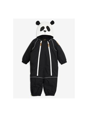 Mini Rodini Mini Rodini Panda overall
