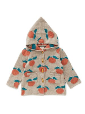 oeuf Oeuf Clementine Coat