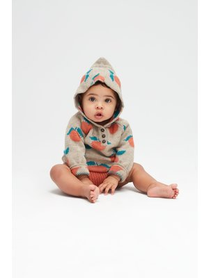 oeuf Oeuf Clementine Hoodie