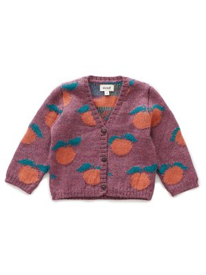 oeuf Oeuf Clementine Cardigan