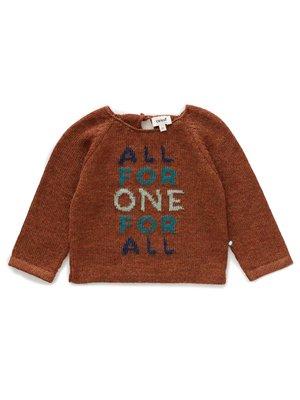 oeuf Oeuf Raglan Sweater