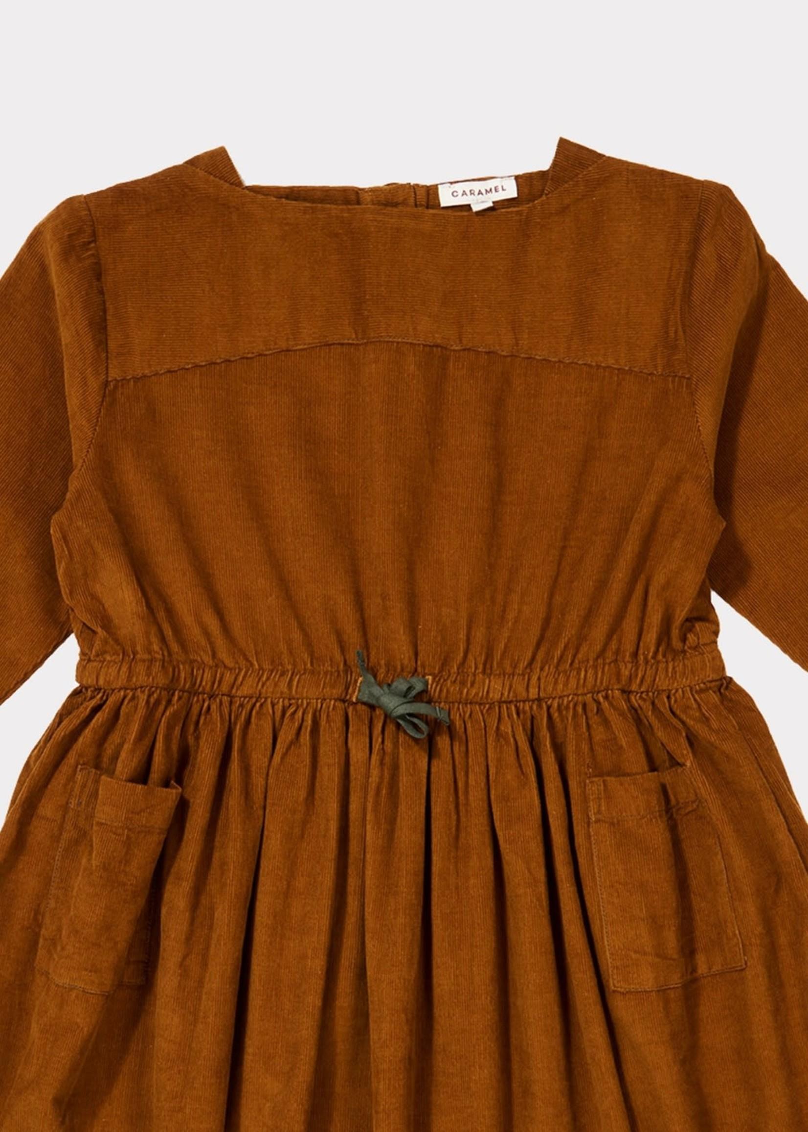 Caramel Caramel Pelias Dress