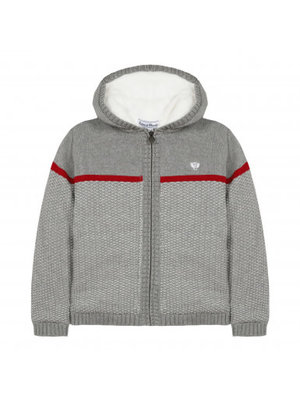 Tartine et Chocolat Tartine Zip up hoodie