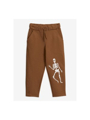 Mini Rodini Mini Rodini Skeleton Sweatpant