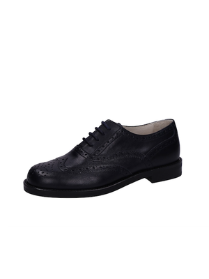 Il Gufo ilGufo Black Leather Shoes