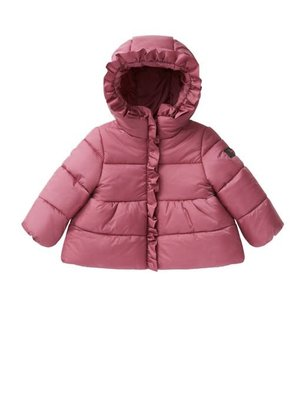Il Gufo ilGufo baby girl Hooded Coat