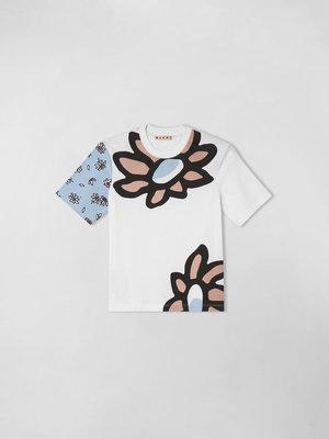 Marni Marni Flower T-Shirt