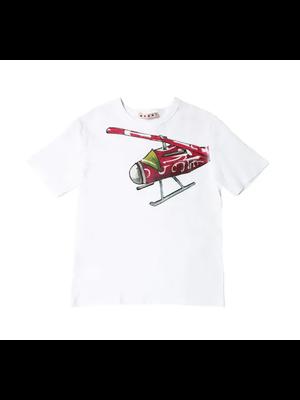 Marni Marni helicopter T-shirt