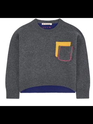 Marni Marni Pocket Sweater