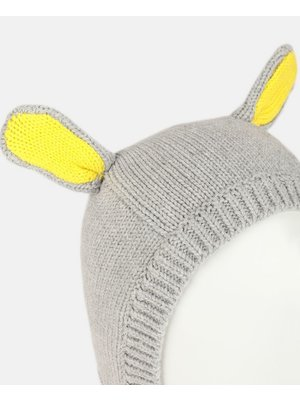stella Mccartney Stella Mccartney Knit Hat with ears