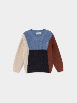 bobochoses bobochoses color blocking bobo jumper