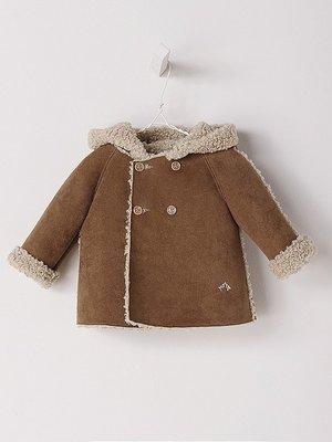 Nanos Nanos Baby Boy Coat