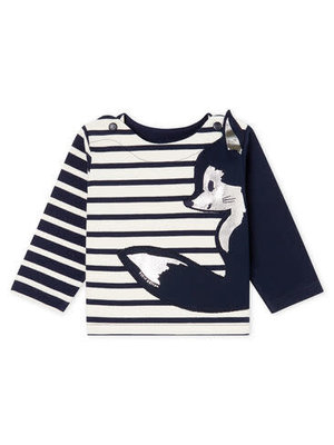 Petit Bateau Baby Boys' New Look Sailor Top