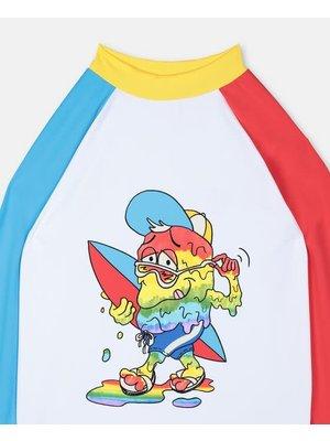 stella Mccartney Long-sleeved Swim T-shirt