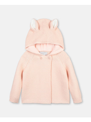 stella Mccartney Bunny Cotton-Wool Cardigan