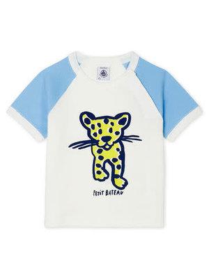 Petit Bateau Short-sleeved T-shirt