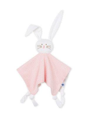 Petit Bateau Ribbed Bunny