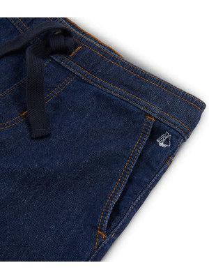 Petit Bateau Boys' Denim Trousers