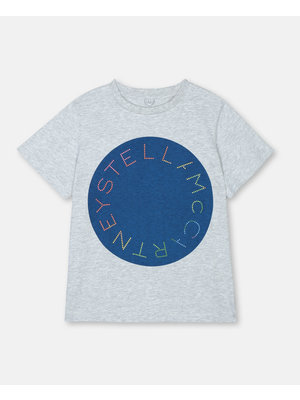 stella Mccartney Cotton Logo T-Shirt