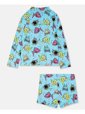 stella Mccartney ANGRY FISH SWIM SET