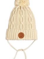 Mini Rodini Mini Rodini-AW20 Cable knitted baby hat