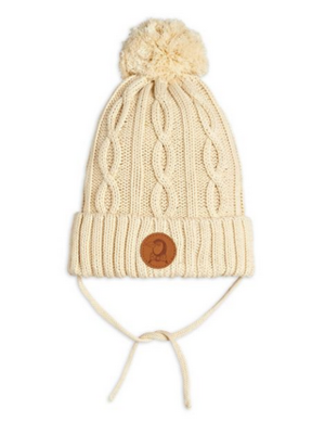 Mini Rodini Mini Rodini-AW20 Cable knitted baby hat