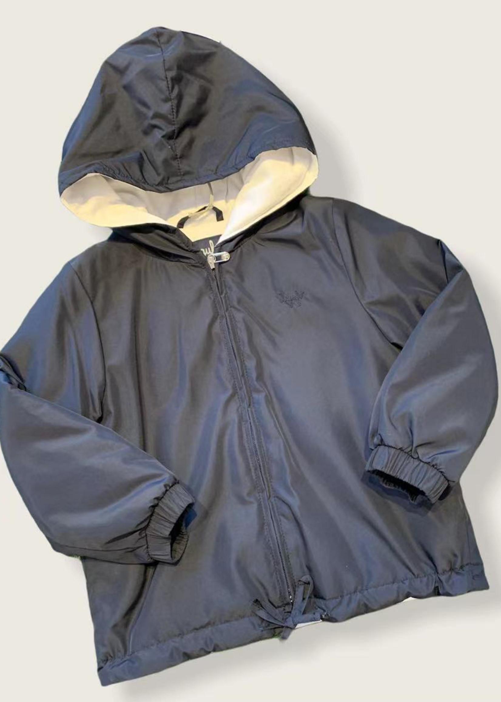 Il Gufo Il Gufo-ss21 Blue Jacket