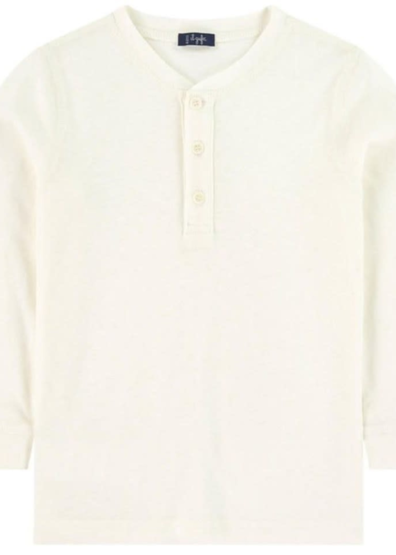 Il Gufo Il Gufo-ss21 white T shirt M/LUNGA
